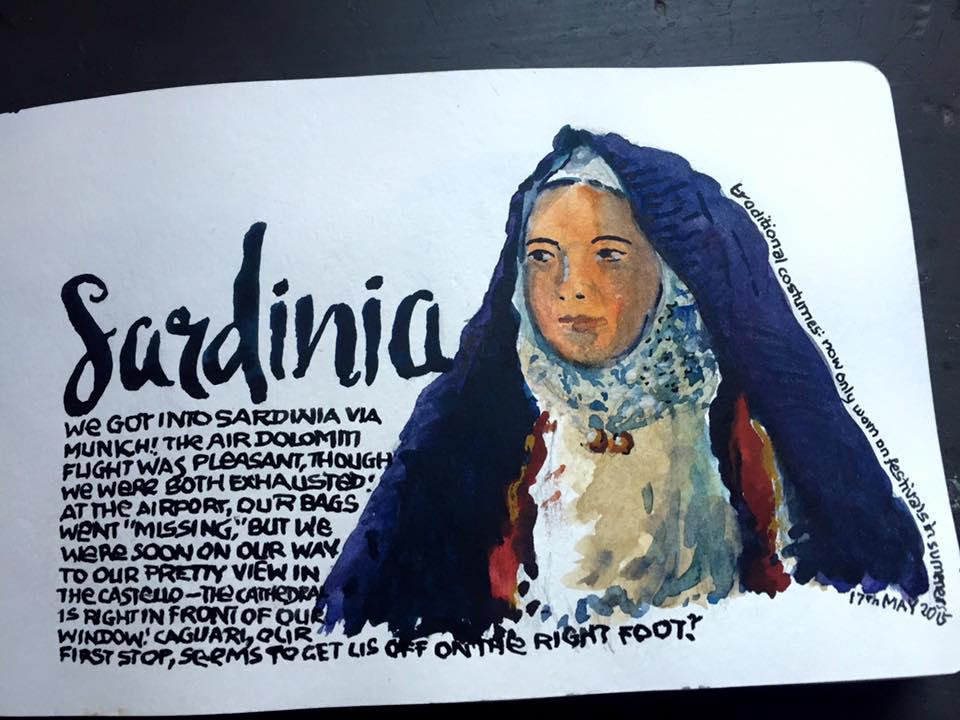 Sardinia: Part 1